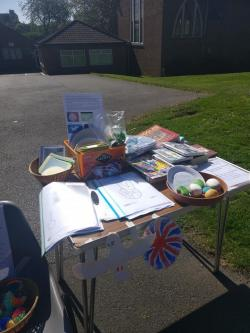 VE Day Donations Table 2_0.jpg